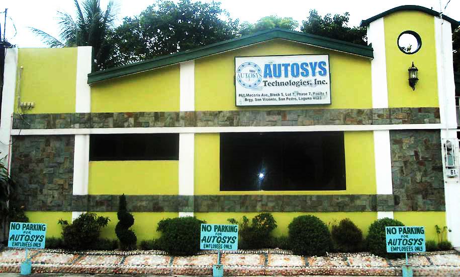 About — Autosys Technologies, Inc Autosys Technologies, Inc